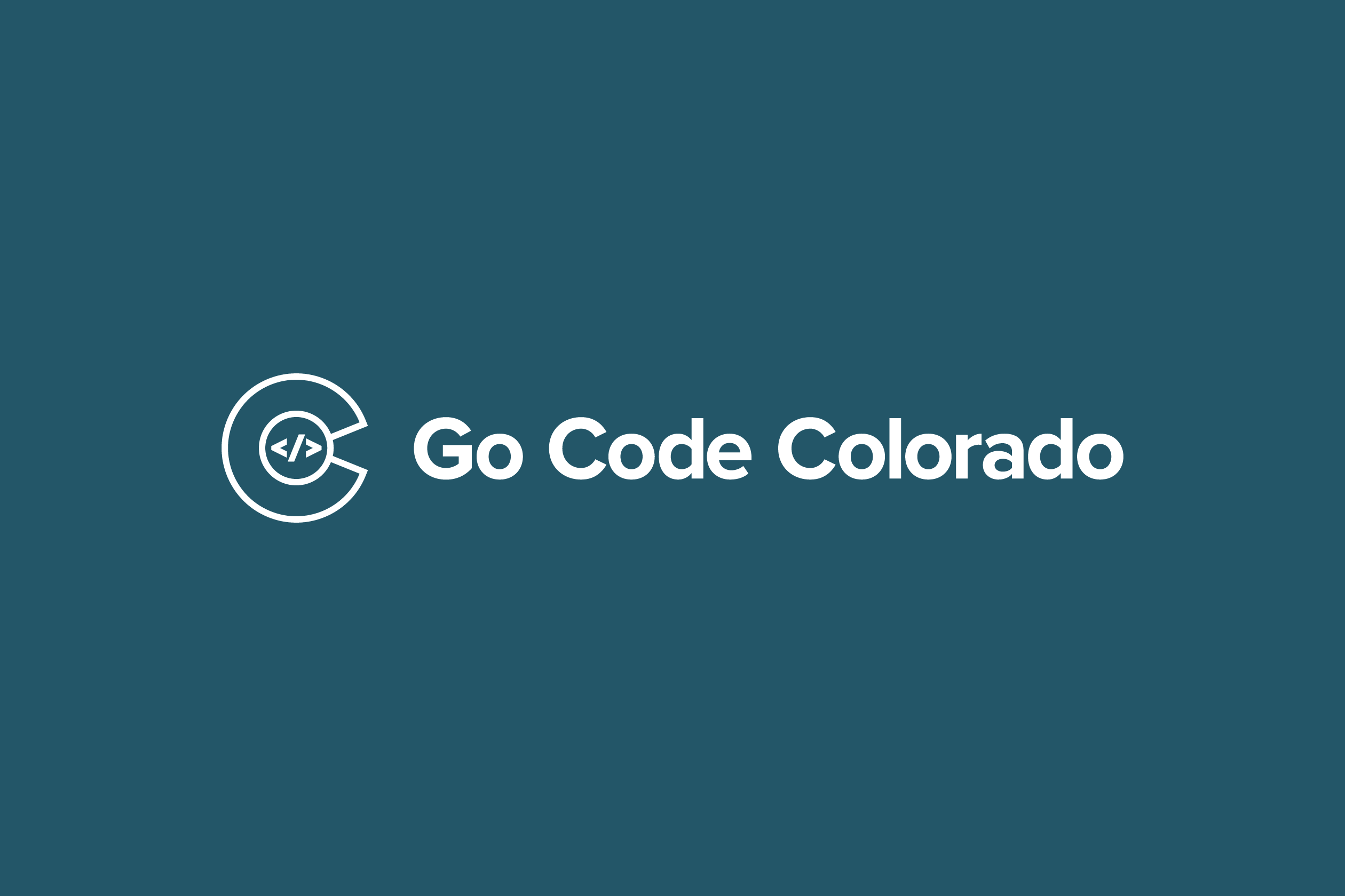 Go Code Colorado Logo