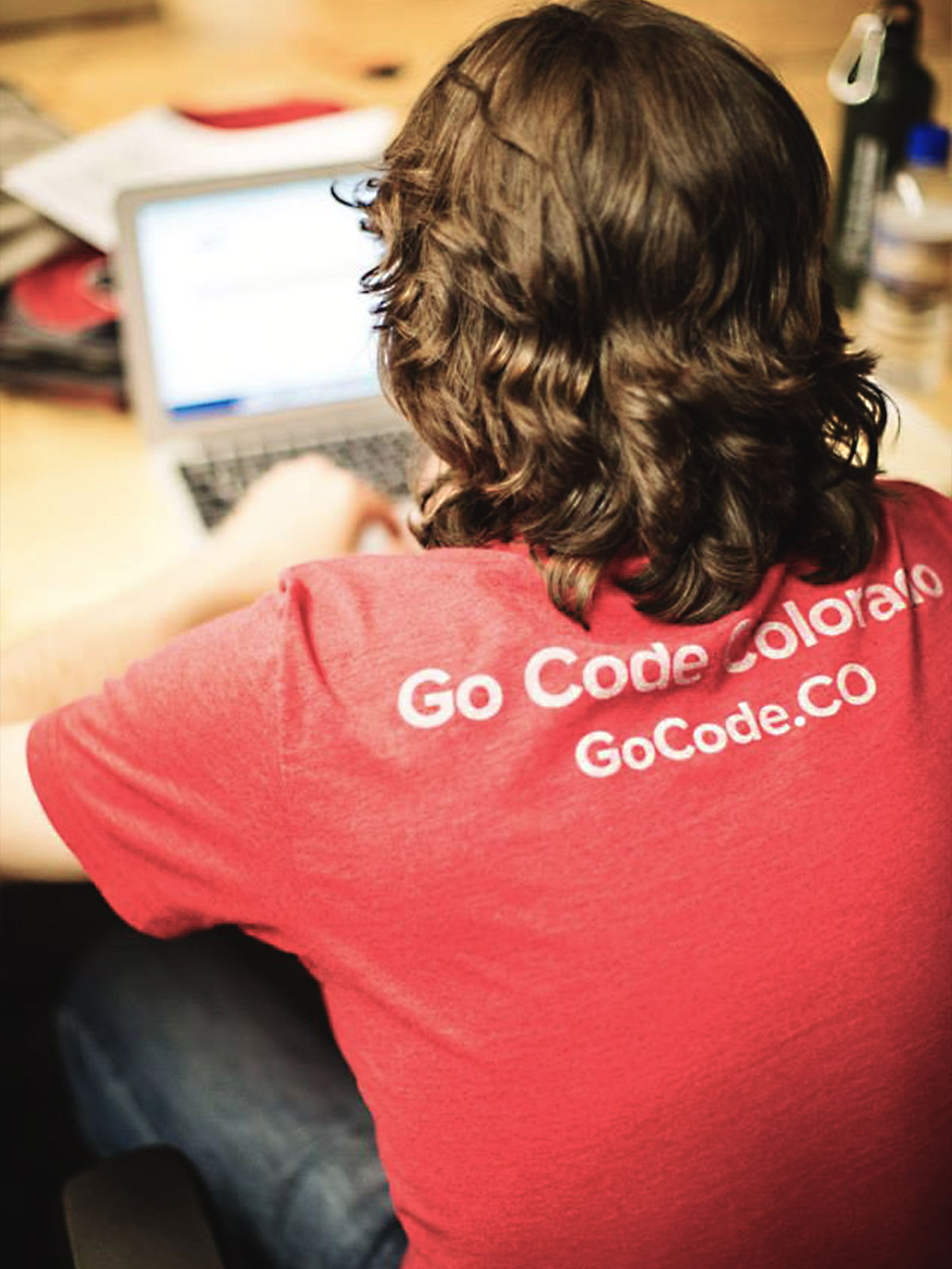 Go Code Colorado T-Shirt